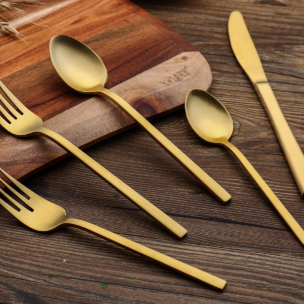 Gold Flatware For Hotel Archives Home China Stainless